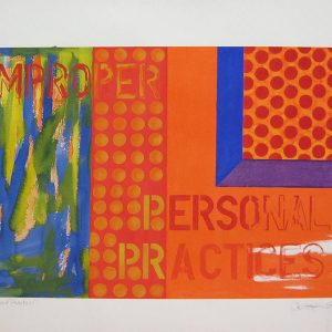 Improper Personal Practices