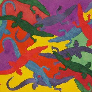 Untitled - Geckos