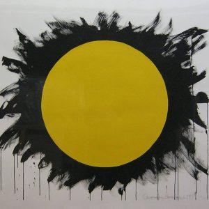 Untitled - Yellow Circle