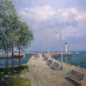 Bronte Harbour Stroll