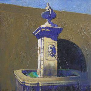 Fountain #1, Town Gate