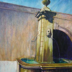 Fountain #4