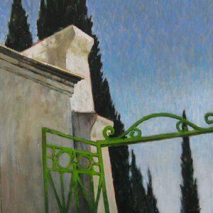 Garden Gate, Nice