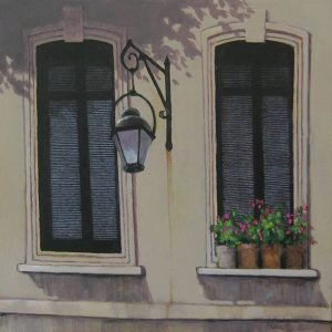 Lamp with Windows, Narbonne
