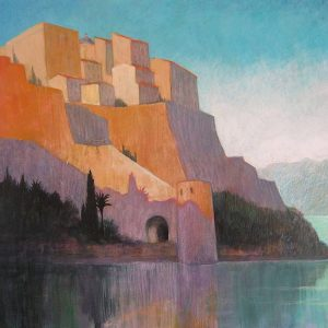 The Fortress City, Calvi, Corsica