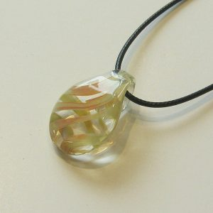 Swirl Glass Pendant
