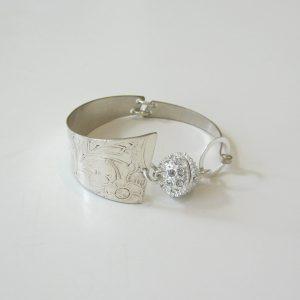 Vintage Silver Ring Cuff