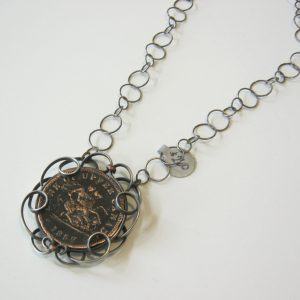 Upper Canada Coin Necklace