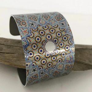 Jameela Aluminum Cuff