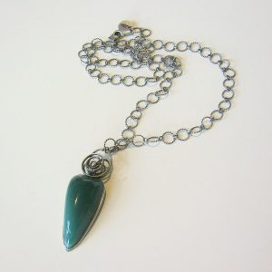 Motoralite Sterling Silver Necklace