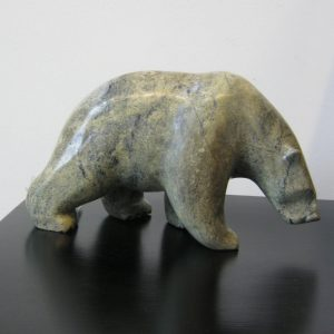 Large Head Down Bear