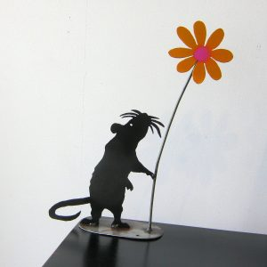 Mouse and Flower 2