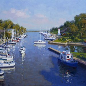 Still Waters, Oakville Harbour
