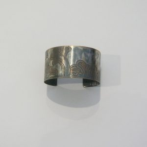 Vintage Distressed Large Cuff