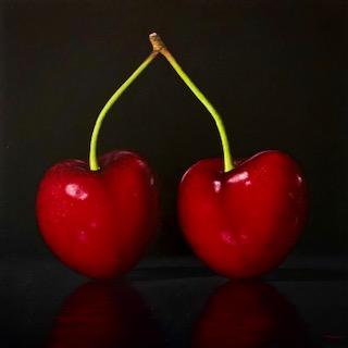 Cherry Pop 20 x 20