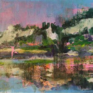 Landscape Study #9