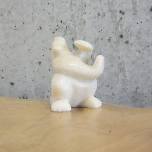 Small Sitting Bear
