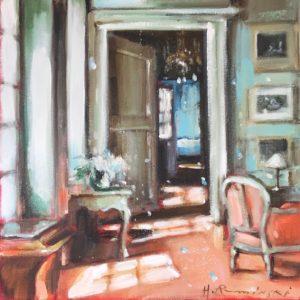 1 - Parisian Apartment in Pale Terracotta