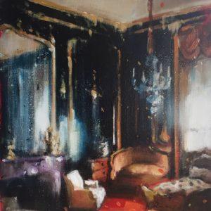 1 - Parisian Apartment in Prussian Blue 2