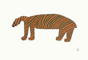 2018 Striped Bear