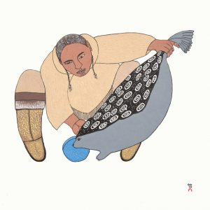 2018  Surusiq Natsiaruqtuq (The Boy Turns into a Seal)