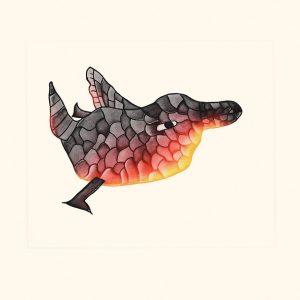 2020 Mosaic Bird