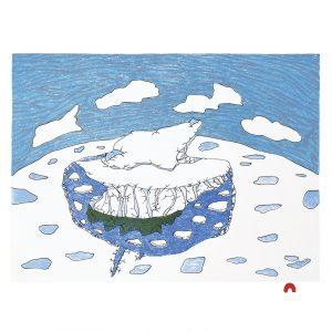 2020 Solitary Iceberg