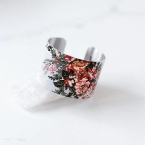 Evangeline Aluminum Cuff