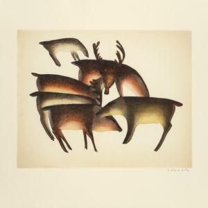 2012 Caribou Gather