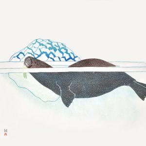 2018 Walrus in Pressure Ice (1989)