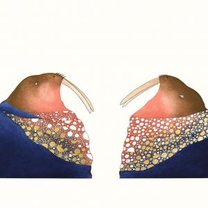 2019 Glittering Walrus