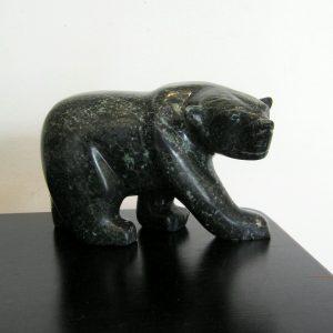 Small Turning Bear
