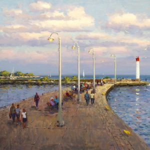 Last Light, Bronte Harbour