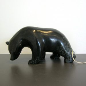 Black Head Down Bear