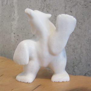 Dancing Polar Bear