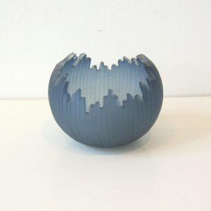 Slate Blue Small Orb