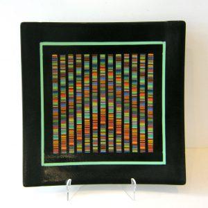 Stringer Green Plate